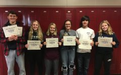 Student Journalists Journey to IHSPA Fall Conference