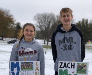 Freshman Runners Make it to State