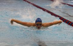 Sister Swimmers Compete At State