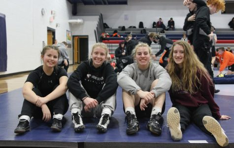 Girls Grapple with New Opportunity