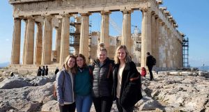 The 2020 J-Term Trip to Europe Slideshow and Podcast