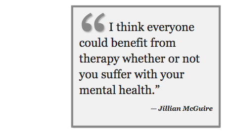 On Therapy