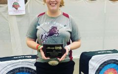 Archery Team Competes at State