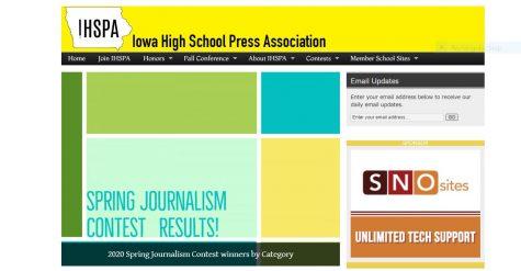 IHSPA contest