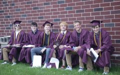 Navigation to Story: Video of Commencement Speeches and Senior Parade