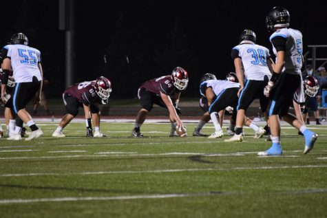 Mount Vernon Mustangs Crush South Tama Trojans at Homecoming Game