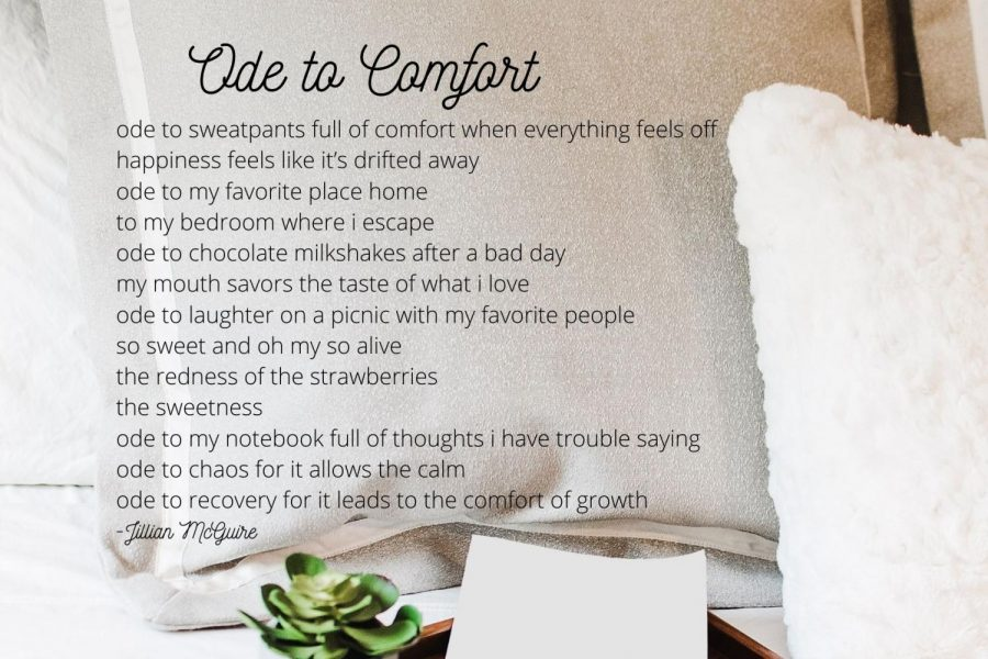 Ode To Comfort