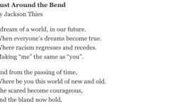 "Navigation to Story: ""I Dream a World"" Poems"