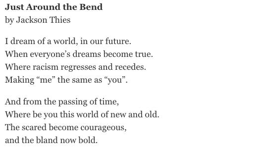 """I Dream a World"" Poems"