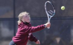 Navigation to Story: Girls Tennis Wins Home Tournament Against Western Dubuque, Maquoketa and Marion April 1