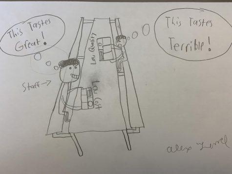 MVHSs Fry Problem Cartoon