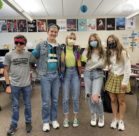 Decades Day Photo of 5th hour Journalism
